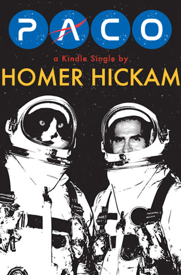 paco: the cat who meowed in space - homer hickam