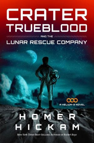 Crater Trueblood and the Lunar Rescue Agency